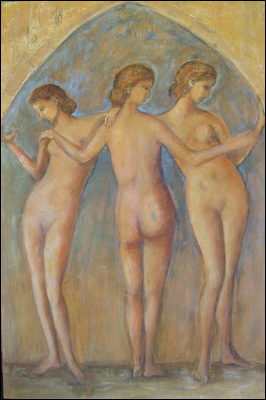 Three aphrodites